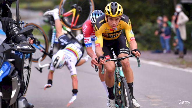 Wout van Aert Tour of Flanders 2021