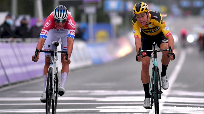picture of Wout van Aert vs Mathieu van der Poel