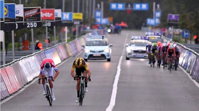 Final 1K: MVDP Vs. WVA In Flanders Finale