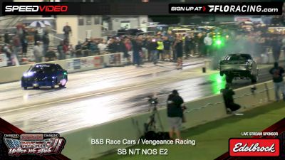 Alex Shows Wheelie in SB No Time NOS at No Mercy 11 at SGMP