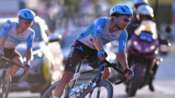 picture of James Piccoli Vuelta a Espana 2020