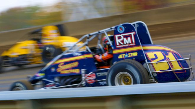 Gravel Records One of Silver Crown's Best Debuts