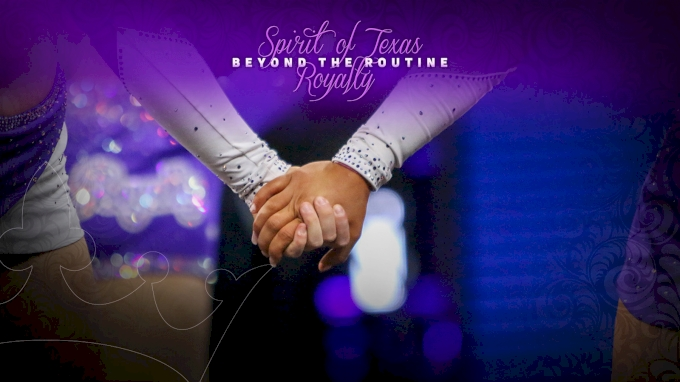 picture of Beyond The Routine: Spirit Of Texas Royalty