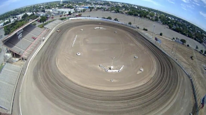 picture of 2021 USAC WC 360 & WSM at Merced Speedway