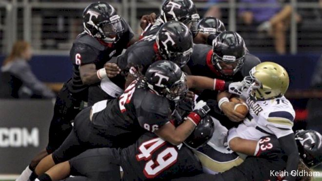 High Powered Euless Trinity Set To Meet L.D. Bell In Arlington
