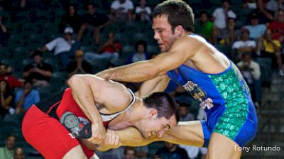 The Crazy Call That Got Brent Metcalf On The 2010 World Team