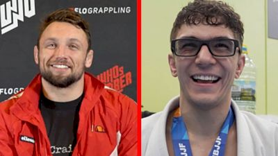Mikey And Craig Talk Heel Hooks In IBJJF | The Mike & Mikey Show (Ep. 1)