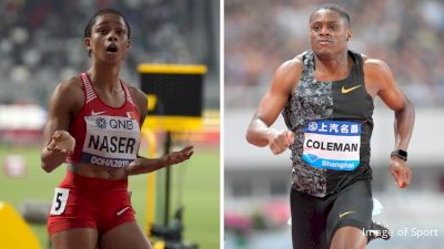 Why Naser's Bizarre Case Is Good News For Christian Coleman