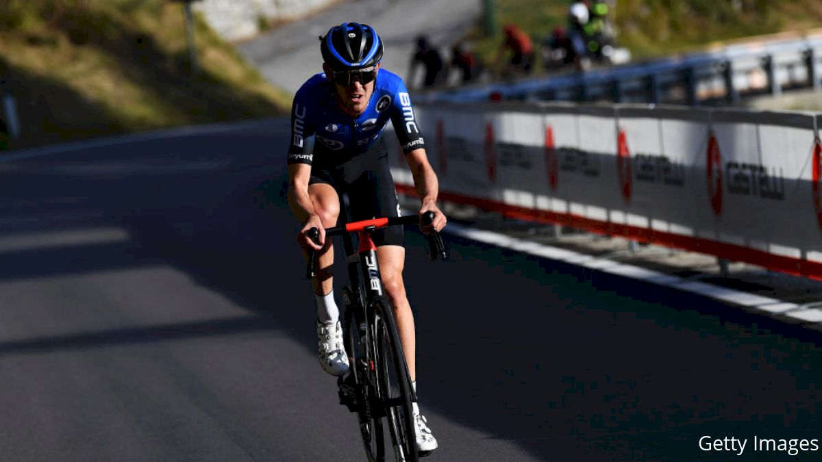 Ben O'Connor 2020 Giro d'Italia Stage 17