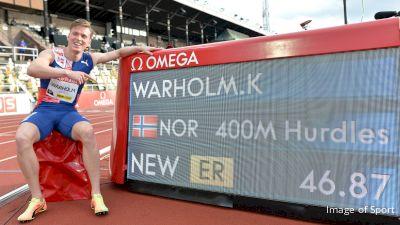 Karsten Warholm Didn't Want To Waste 10% Of His Career By Not Competing In 2020