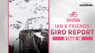 New Maglia Rosa After Battle On Stelvio | Ian & Friends