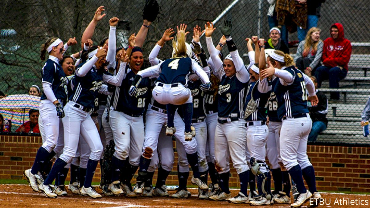 East Texas Baptist Softball