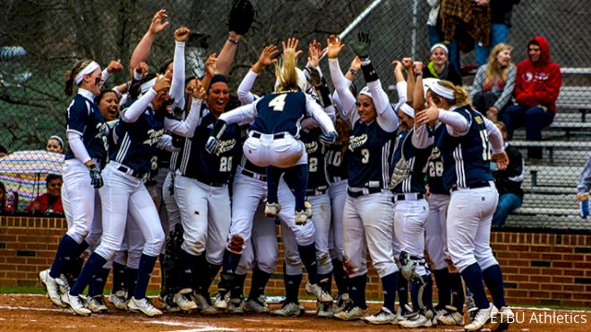 How East Texas Baptist Softball Sustains Excellence