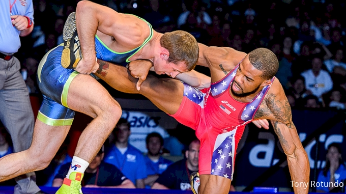 Is A Burroughs - Taylor Rematch Happening?