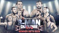 FloWrestling 195lbs 8-Man Challenge