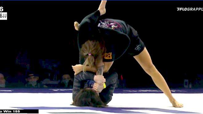 Grace Gundrum vs Pati Fontes Fight To Win 155