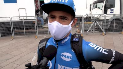 Victor Campenaerts: 'It's A Special Course For The GC'