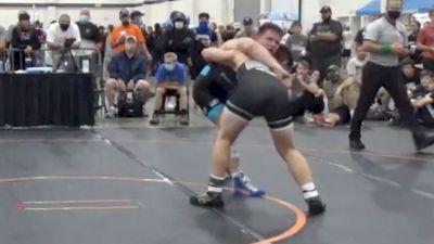 195 lbs Semifinal - Gavin Nelson, MN vs Seth Shumate, OH