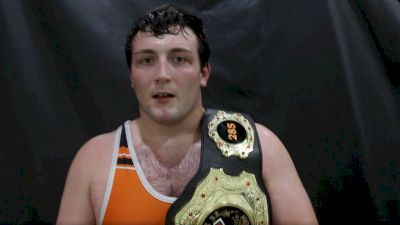 'I'm The Number One Heavyweight In The Country' - Hayden Copass