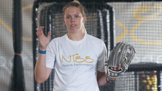 picture of Samantha Show Hitting & Pitching Drills