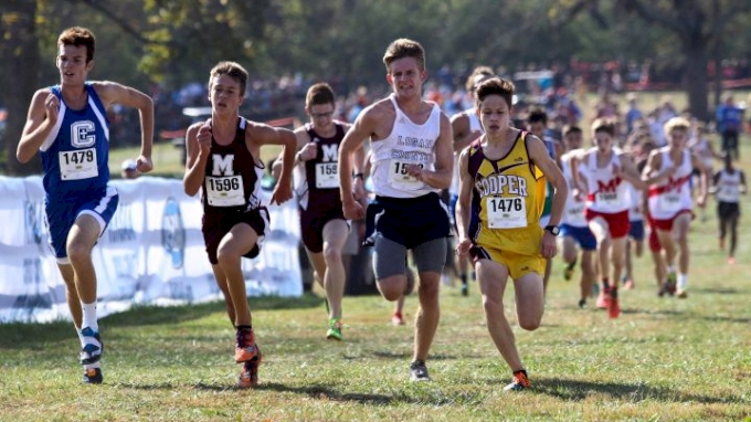 picture of 2020 KHSAA XC Championships
