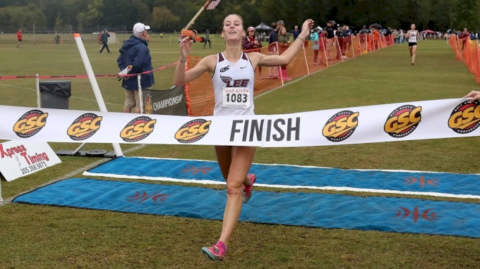 picture of 2020 Gulf South XC Championships