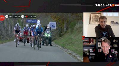 2020 Vuelta a España Stage 11 Watch Party With Axel Merckx & Alex Stieda (Canada)