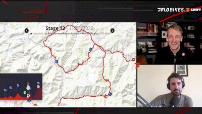2020 Vuelta a España Stage 12 Watch Party With Sam Bewley & Alex Stieda (Worldwide)
