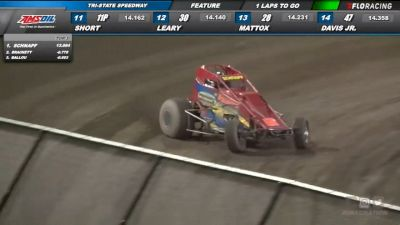5. Schnapf Shot: It's A First-Time USAC Sprint Winner At Tri-State!