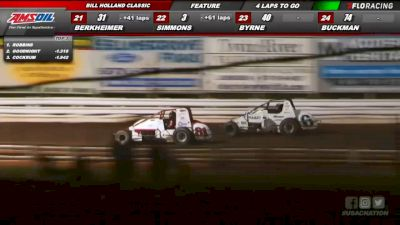 2. Silver Crown Makes Sizzling Debut At Selinsgrove