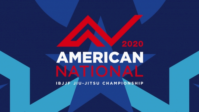 picture of 2020 American National IBJJF Jiu-Jitsu Championship