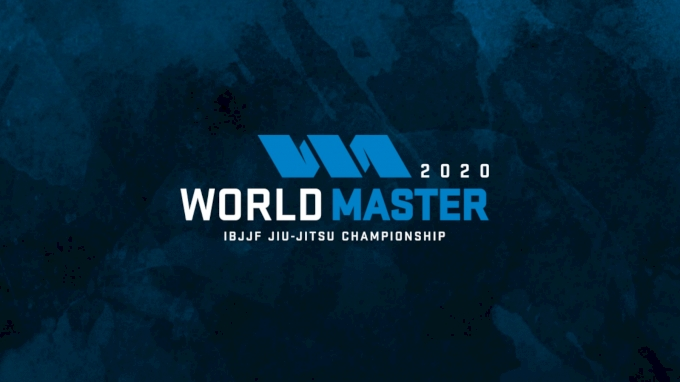 picture of 2020 World Master IBJJF Jiu-Jitsu Championship