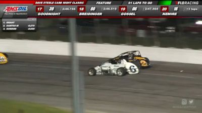 2. Tanner Takes Over As LOR's Winningest Silver Crown Driver