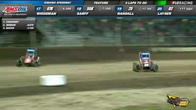 5. Windom Brings It Home From 14th At Kokomo