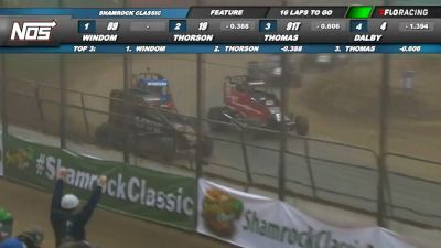 4. Thorson Thrills With 15th To 1st Charge At Shamrock Classic