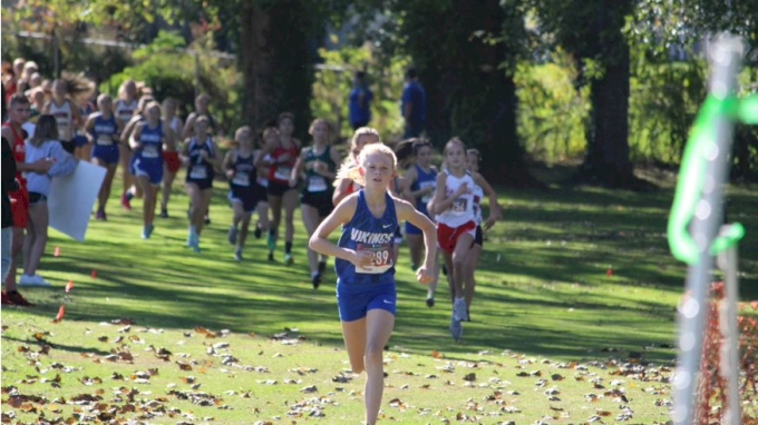 picture of 2020 WVSSAC XC Championships