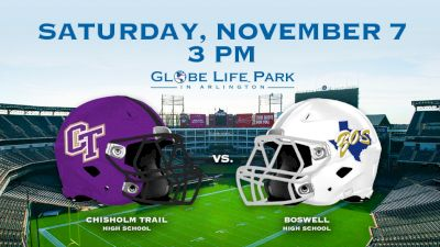How to Watch: 2020 Chisholm Trail High School vs Boswell High School