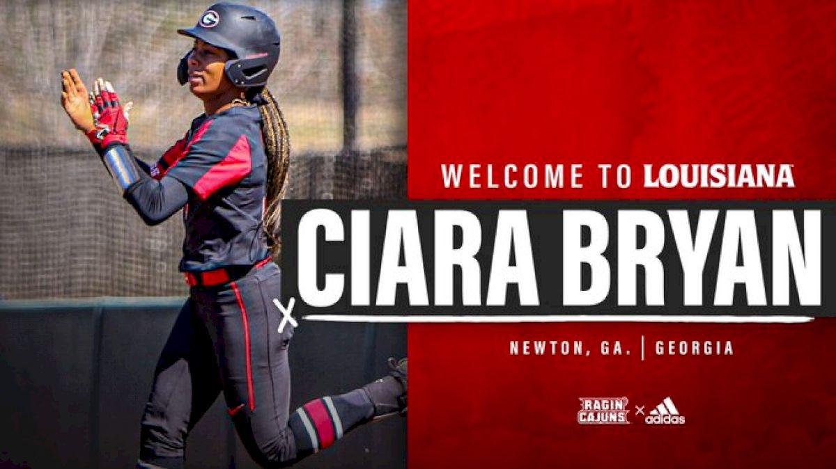 Senior Ciara Bryan Transfers To Louisiana