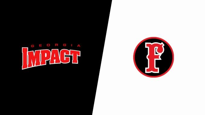 Georgia Impact vs. Firecrackers Brashear