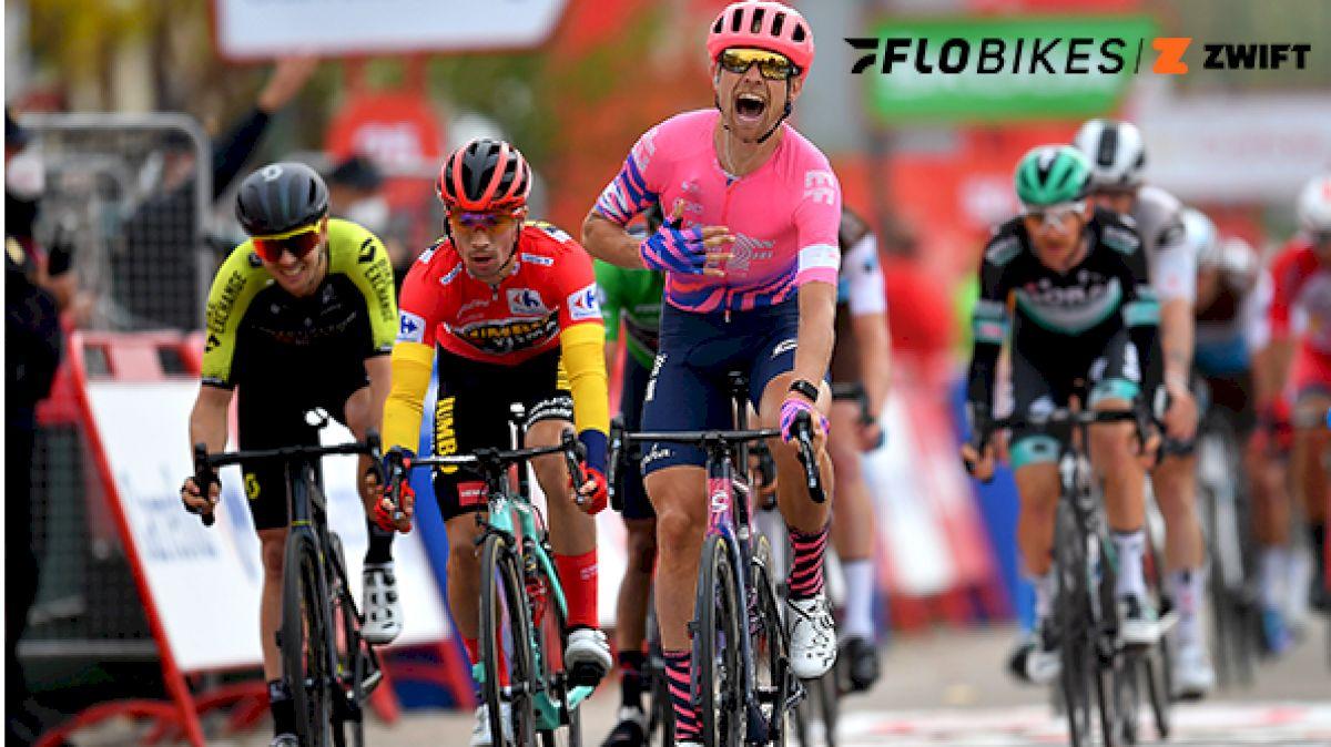 Stage 16 Recap Photo 2020 Vuelta A España