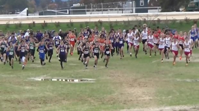 picture of 2020 AAA XC Championships