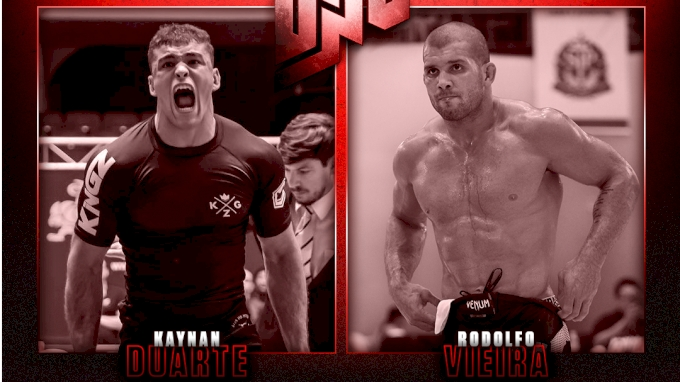 picture of WNO: Kaynan vs Rodolfo Is Going Down on Dec 11!