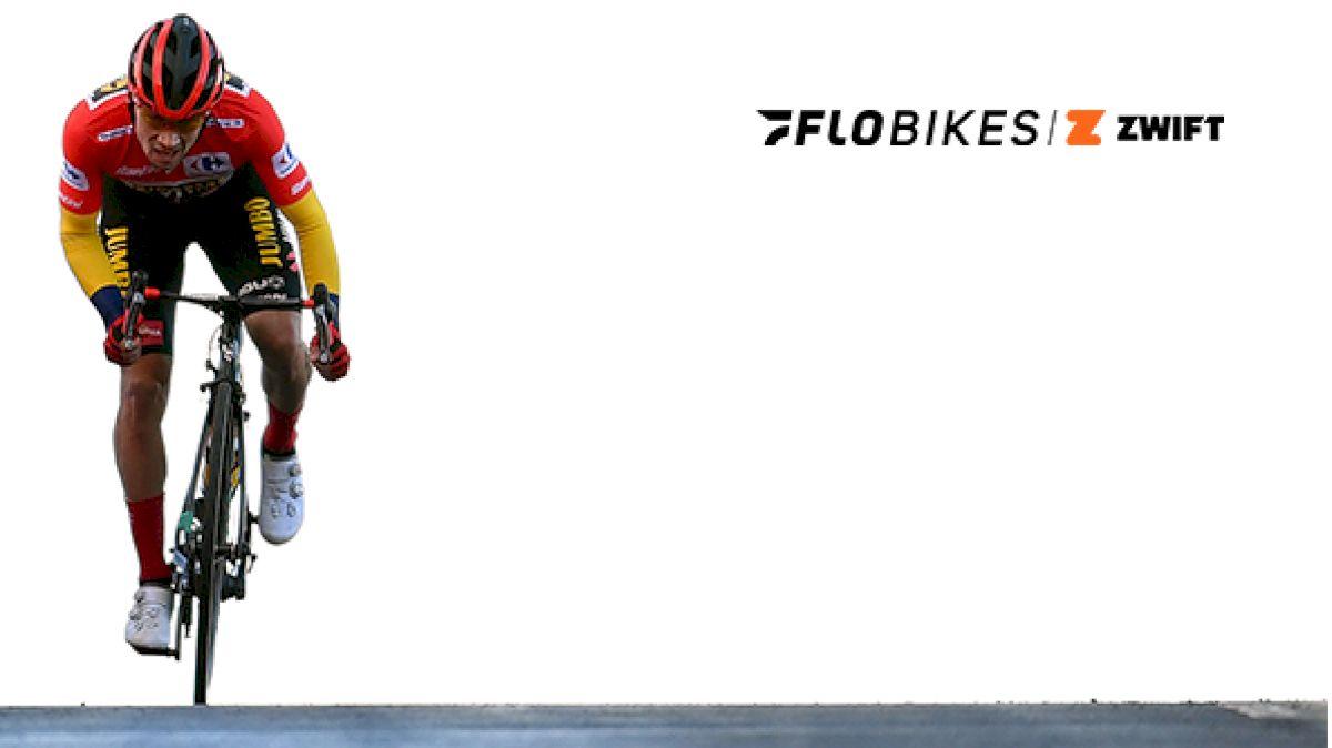 Stage 17 Roglic 2020 Vuelta a España