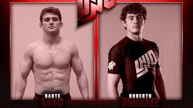 Guaranteed Action: Dante Leon Takes On Roberto Jimenez At WNO!