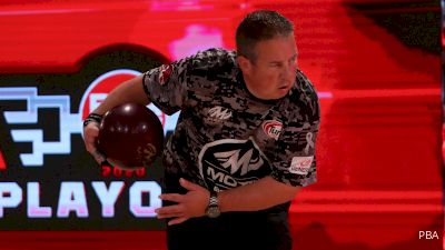 Tom Smallwood Still Leads After First Cut At PBA Tournament Of Champions