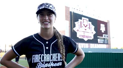 Kaiah Altmeyer, Firecrackers Brashear | 2020 Bombers Exposure Weekend