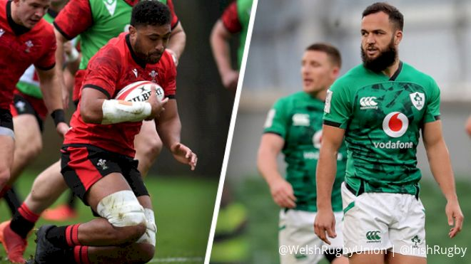 Ireland & Wales Set For Autumn Nations Cup