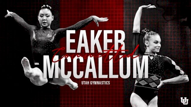 Kara Eaker And Grace McCallum Sign With Utah Gymnastics