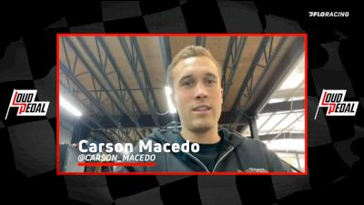 Carson Macedo | The Loudpedal Podcast (Ep. 10)