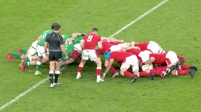 Highlight: Ireland vs Wales